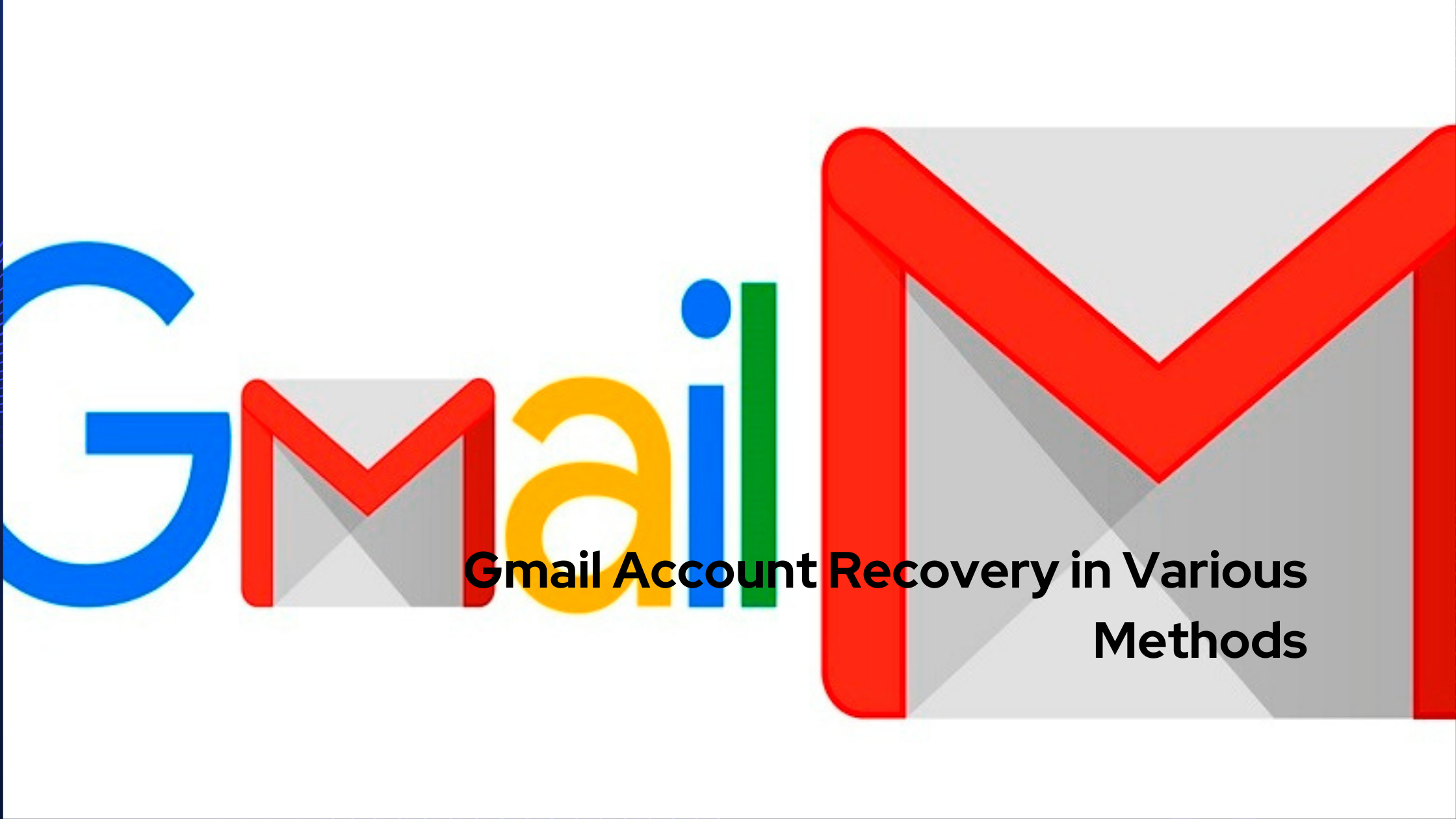 Recover Gmail Account